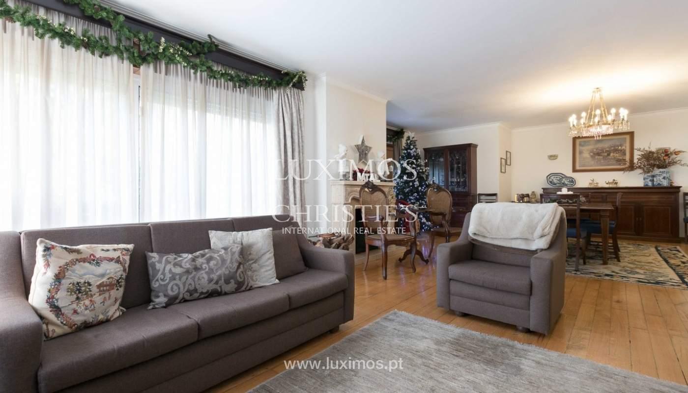 Verkauf von moderne villa 4 Fronten mit Garten, Porto, Portugal _92073
