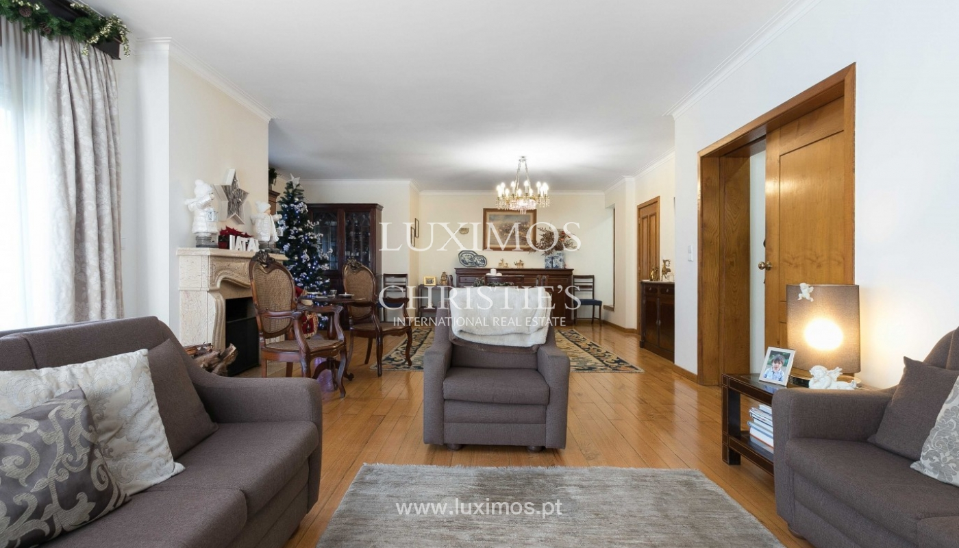 Verkauf von moderne villa 4 Fronten mit Garten, Porto, Portugal _92074