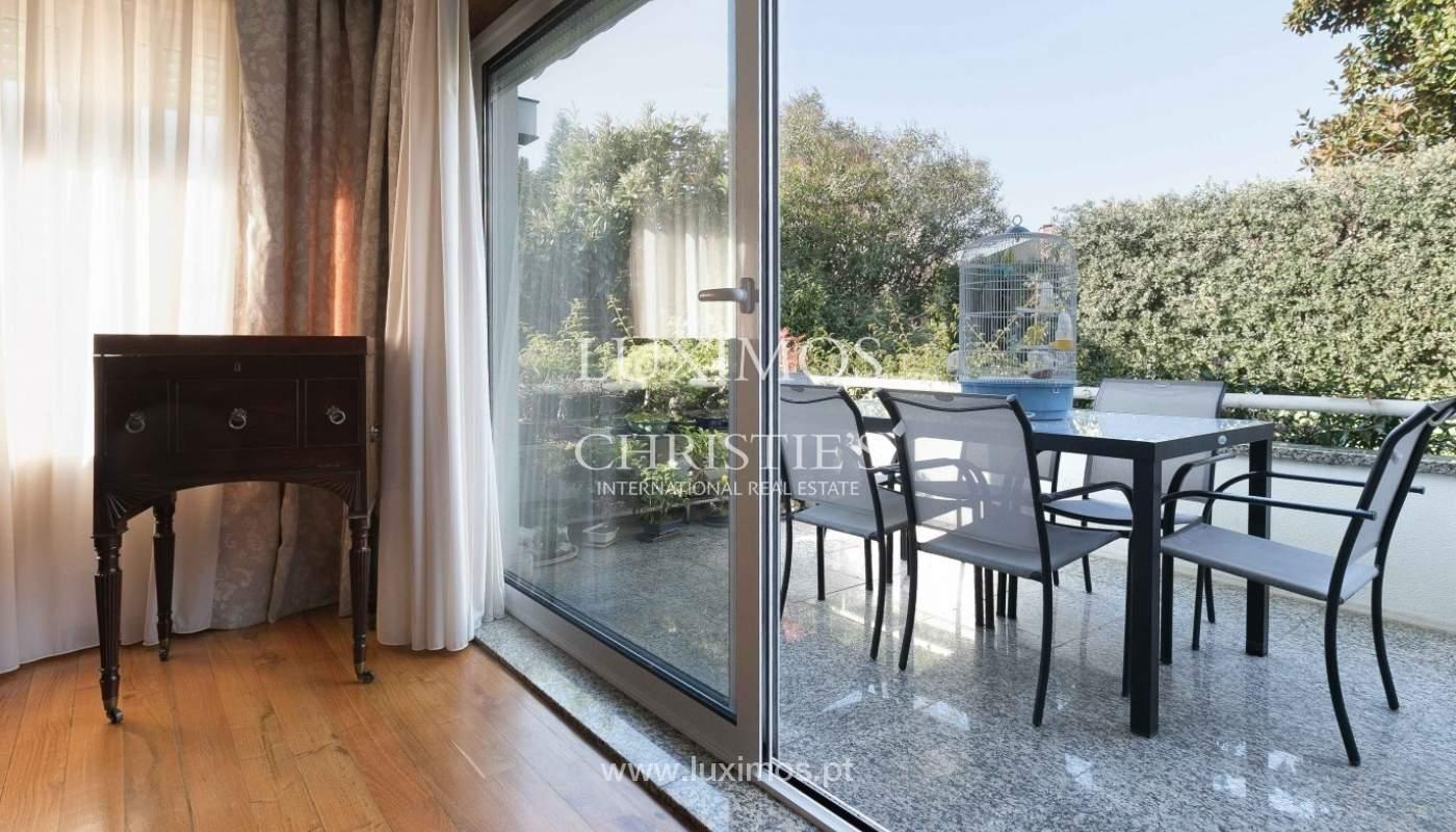 Verkauf von moderne villa 4 Fronten mit Garten, Porto, Portugal _92075