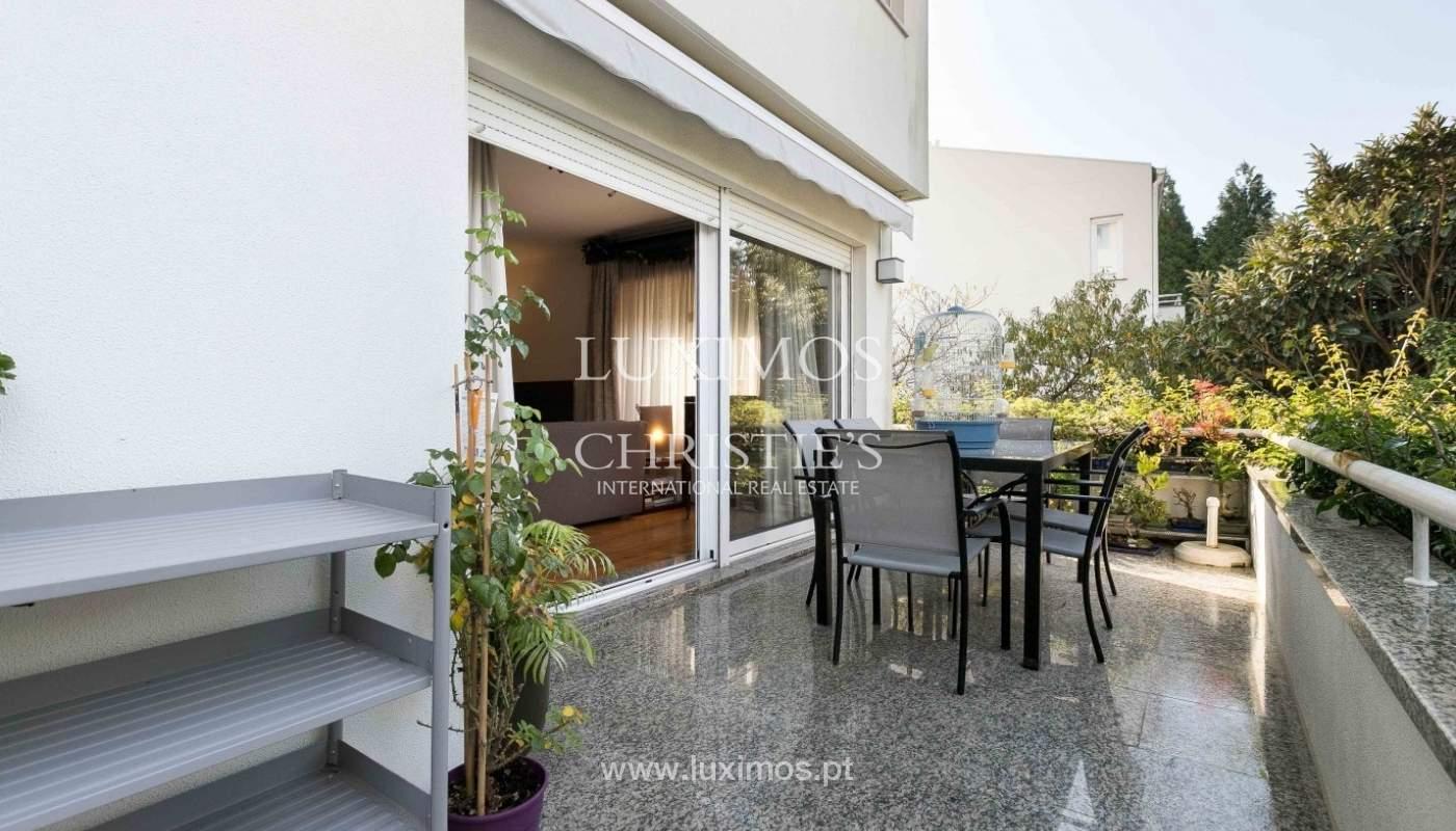 Maison moderne de 4 frontes à vendre avec jardin, Porto, Portugal_92077