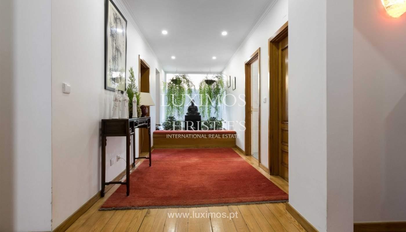 Verkauf von moderne villa 4 Fronten mit Garten, Porto, Portugal _92078