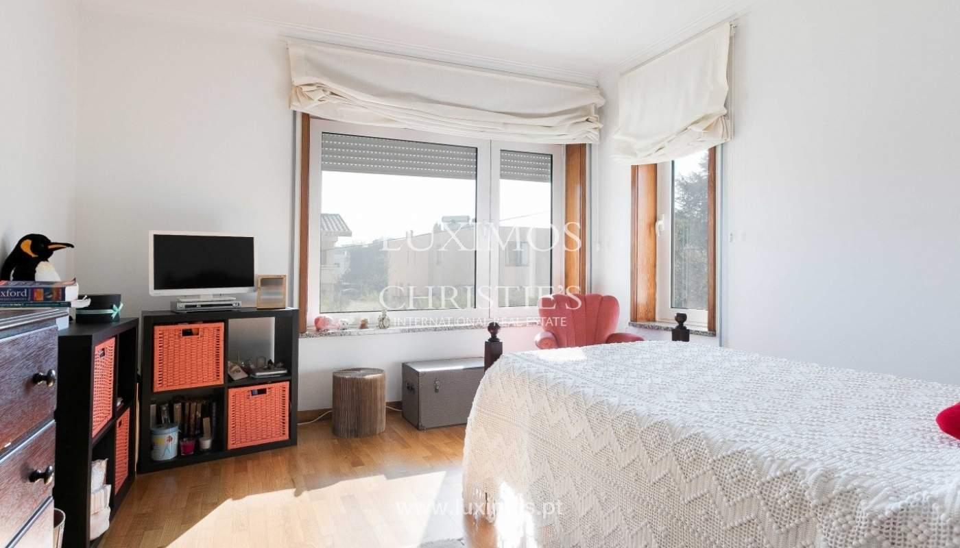 Verkauf von moderne villa 4 Fronten mit Garten, Porto, Portugal _92085