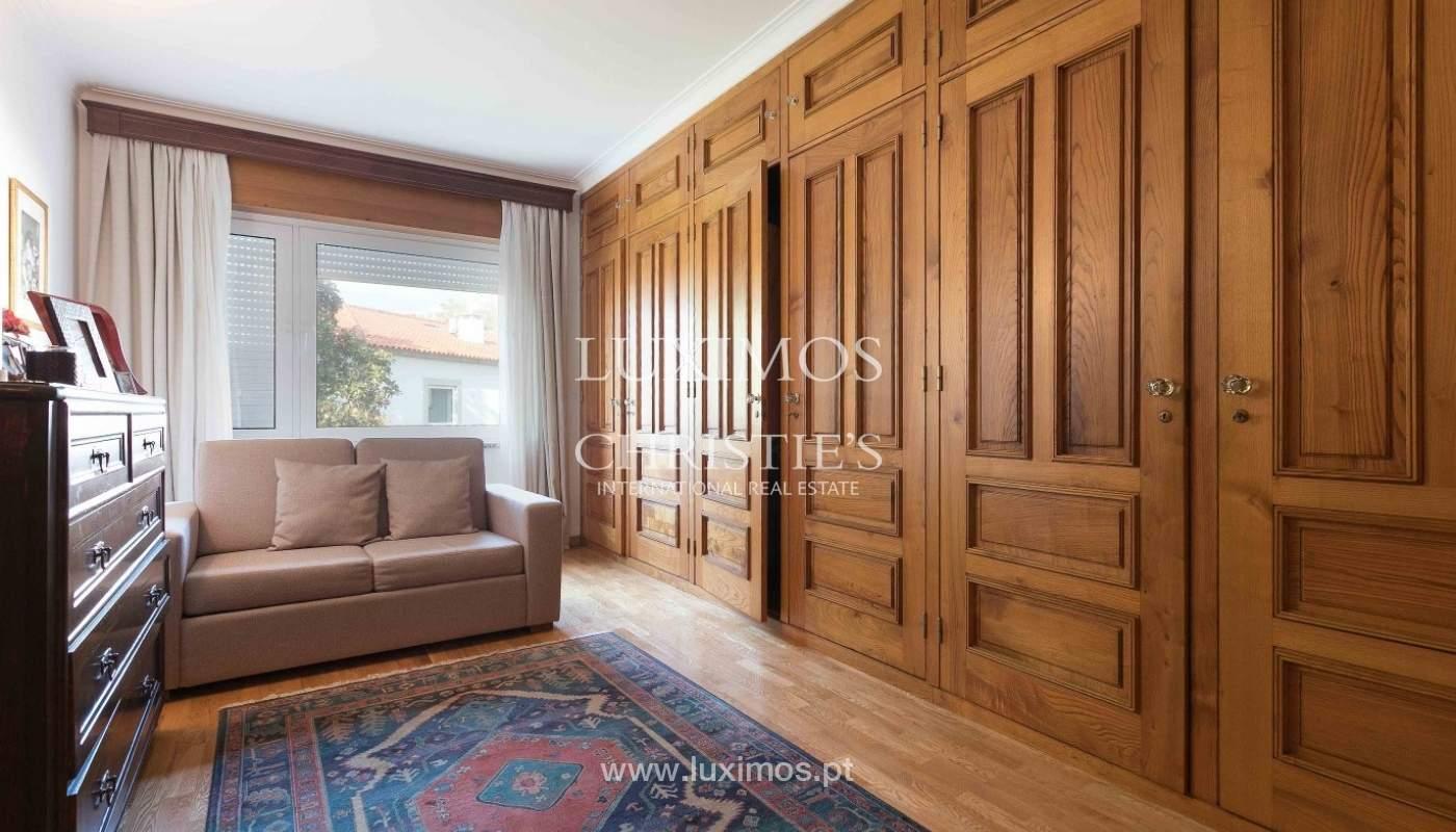 Verkauf von moderne villa 4 Fronten mit Garten, Porto, Portugal _92091