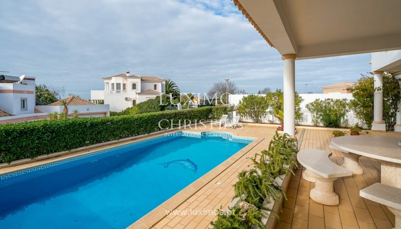 Venda de moradia com piscina e vista mar em Albufeira, Algarve_92167