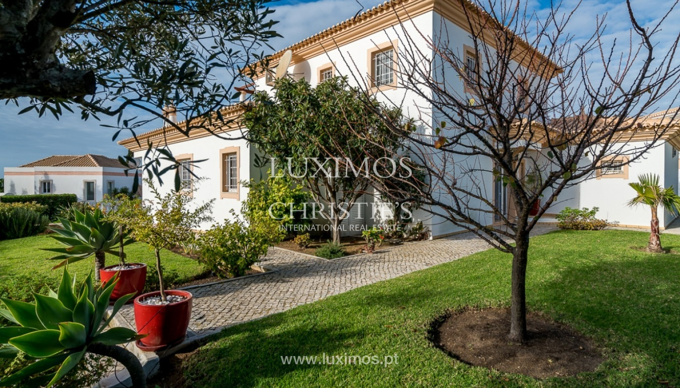 Sale of villa with pool and sea view in Albufeira, Algarve, Portugal_92188