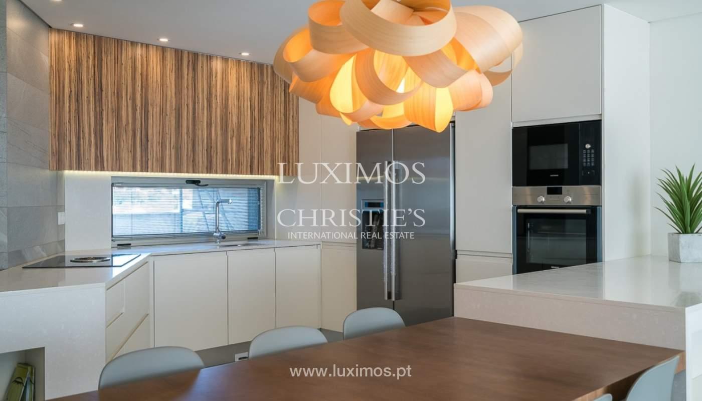 Apartamento novo para venda com vista mar em Quarteira, Algarve_92405