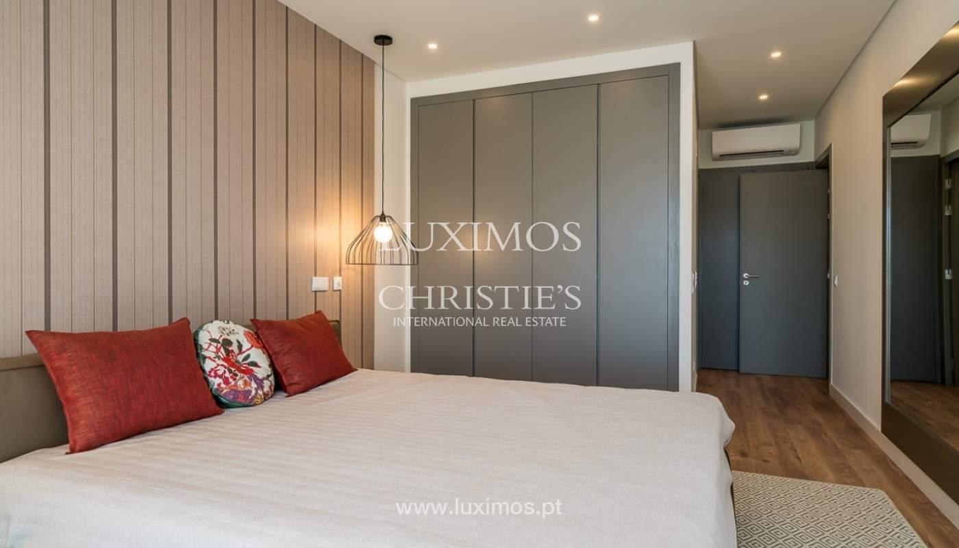 Apartamento novo para venda com vista mar em Quarteira, Algarve_92407