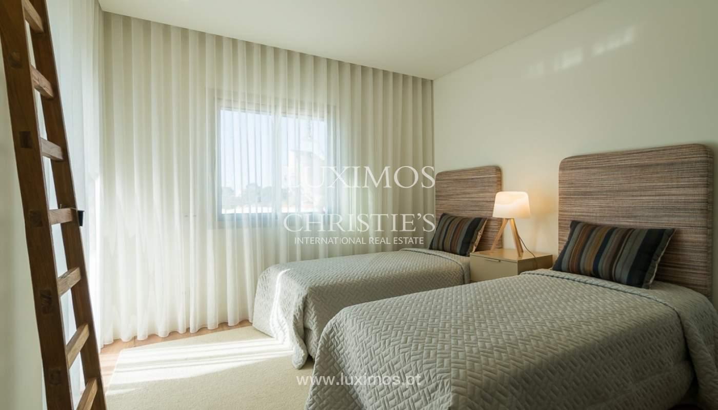 Apartamento novo para venda com vista mar em Quarteira, Algarve_92409