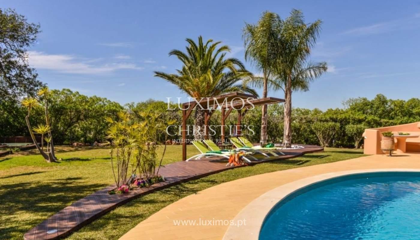 Venda de moradia de luxo com vista mar em Albufeira, Algarve_92430