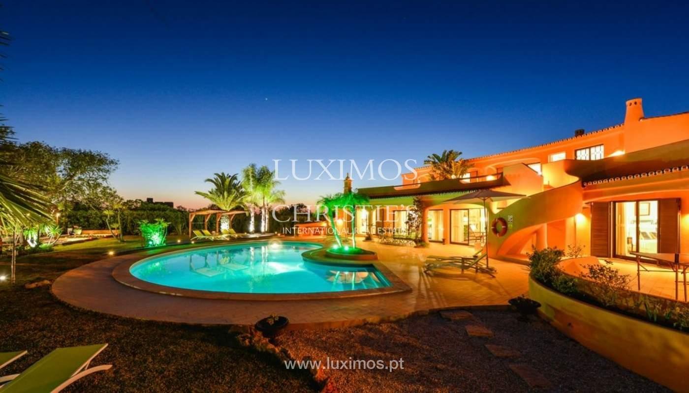 Venda de moradia de luxo com vista mar em Albufeira, Algarve_92431