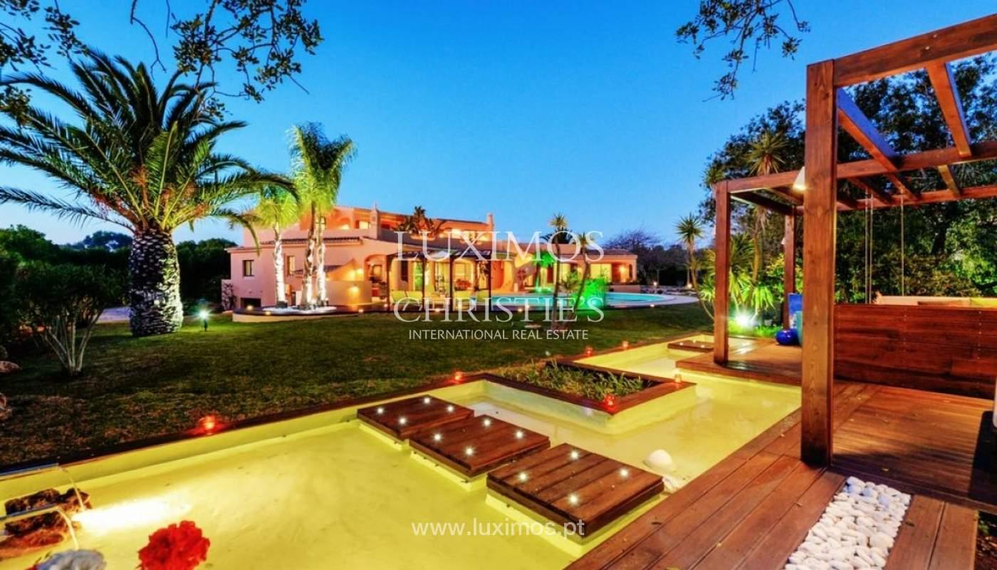 Venda de moradia de luxo com vista mar em Albufeira, Algarve_92433