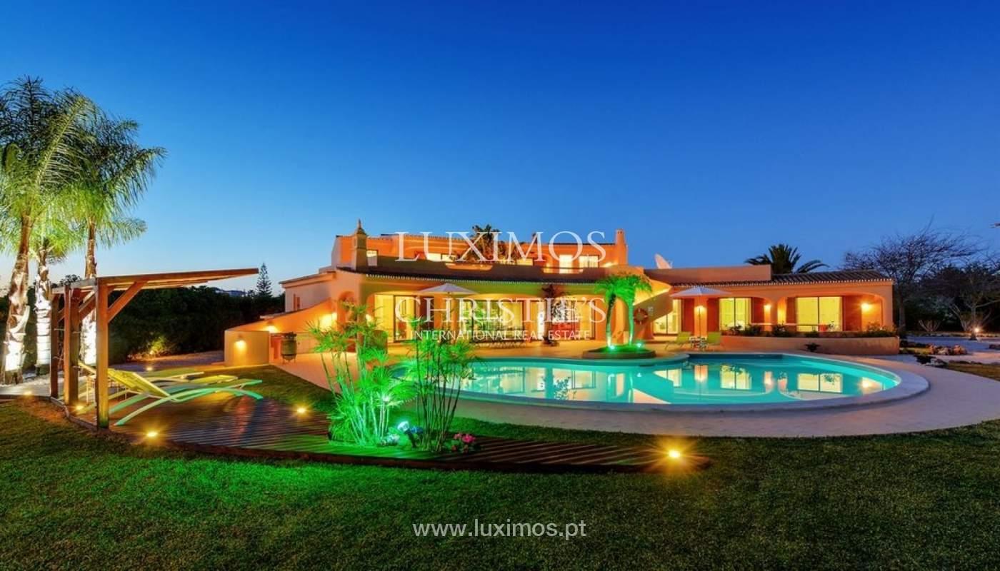 Venda de moradia de luxo com vista mar em Albufeira, Algarve_92434