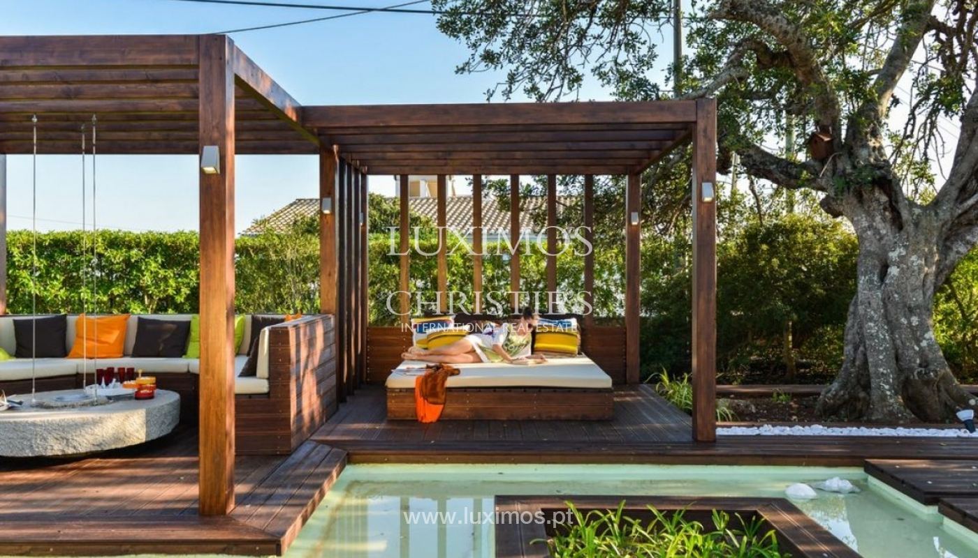 Verkauf villa mit Blick auf das Meer in Albufeira, Algarve, Portugal_92437
