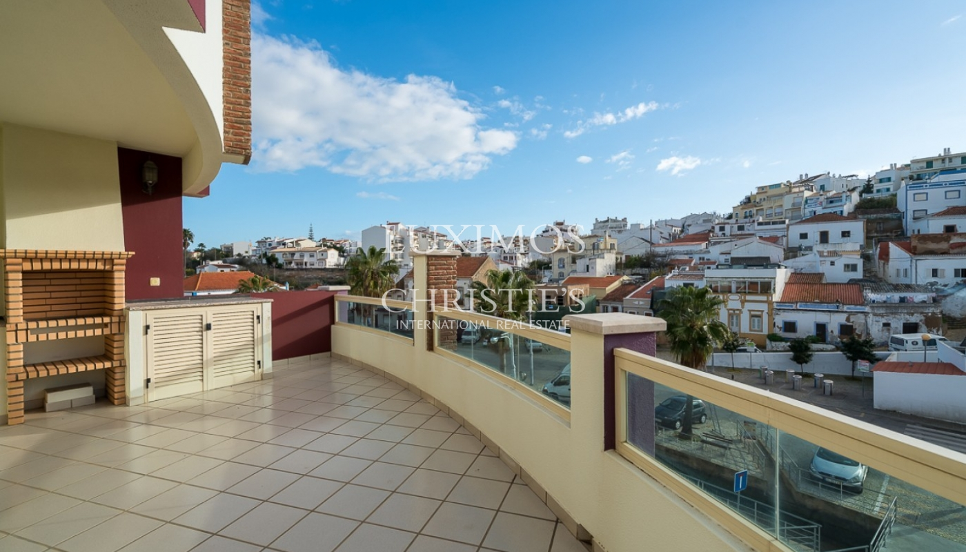 Sale of sea view new apartment in Ferragudo, Lagoa, Algarve, Portugal_92565