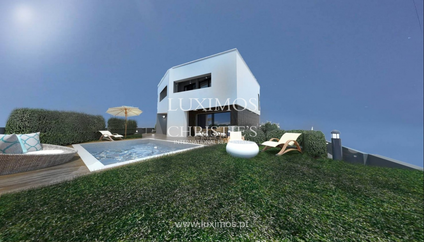 Sale of Modern villa in construction, Campanhã, Porto, Portugal _92809