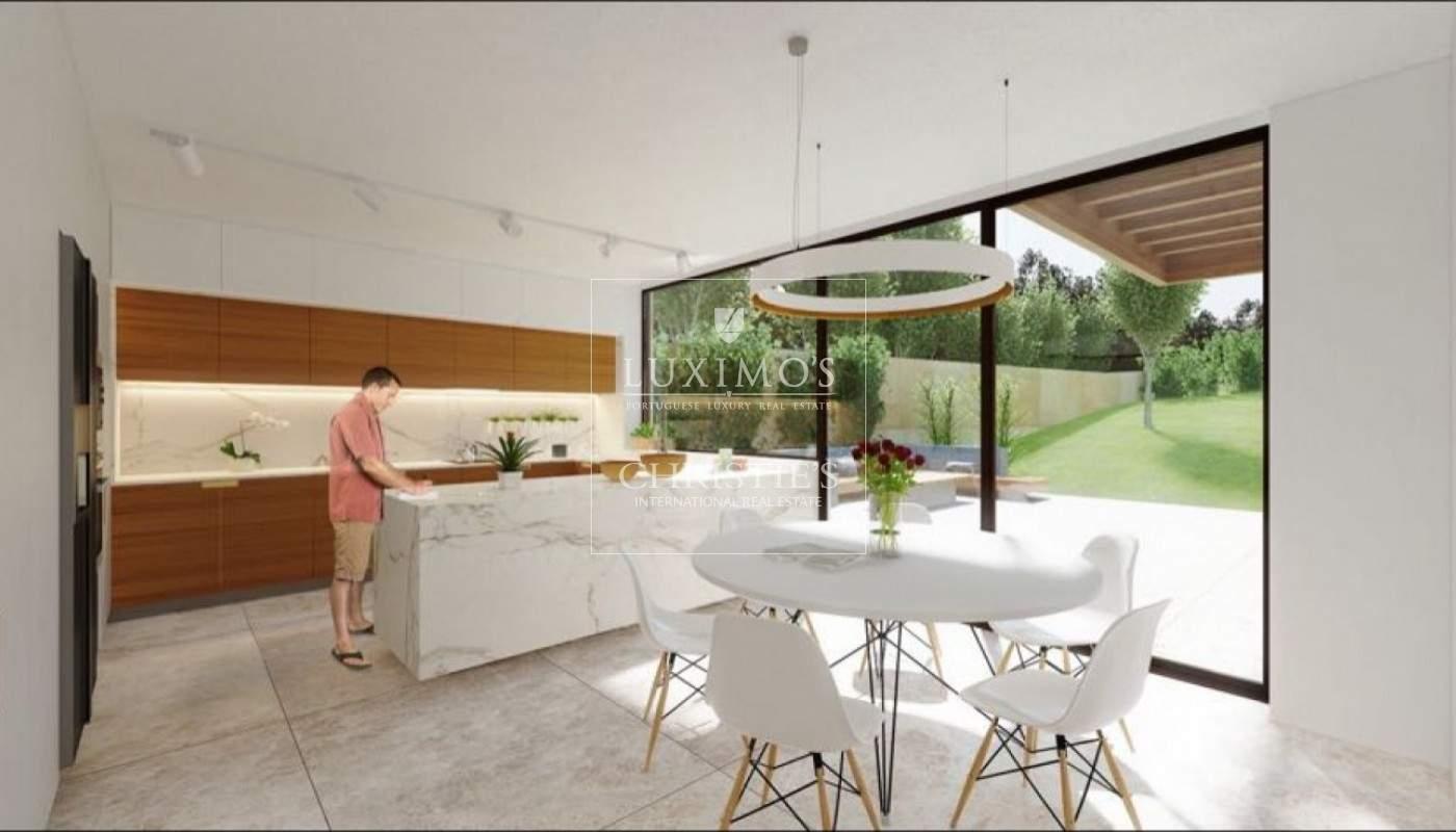 Moradia nova de luxo, com jardins e piscina, para venda, no Porto_93161