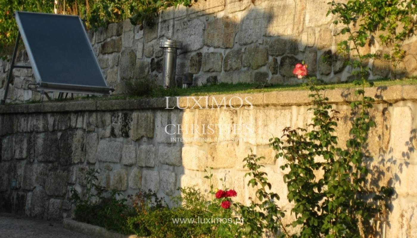 Maison de campagne avec verger et une vue fantastique sur la rivière à Baião, Portugal_9329