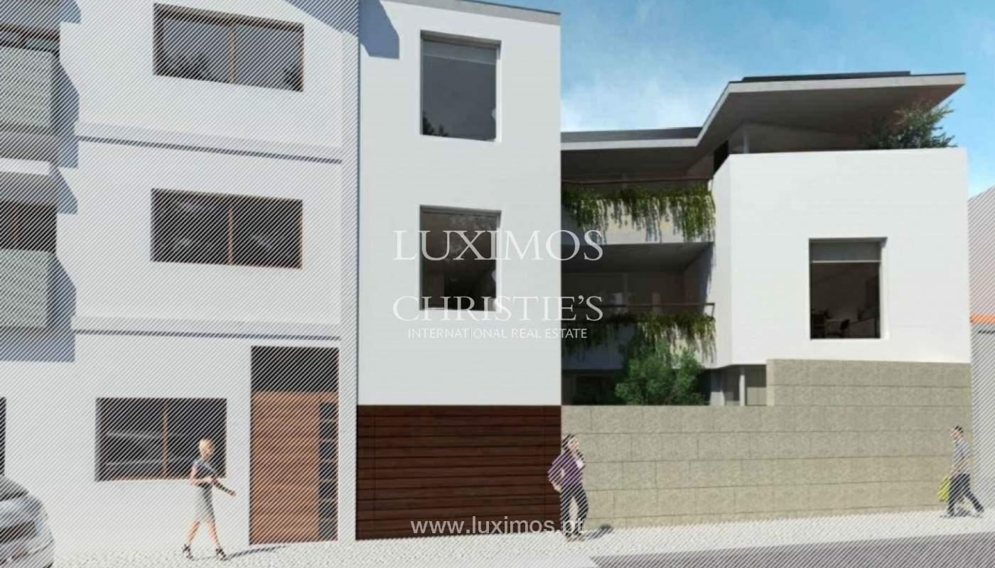 Venda de apartamento novo de luxo, com jardim, em Serralves, Porto_93313