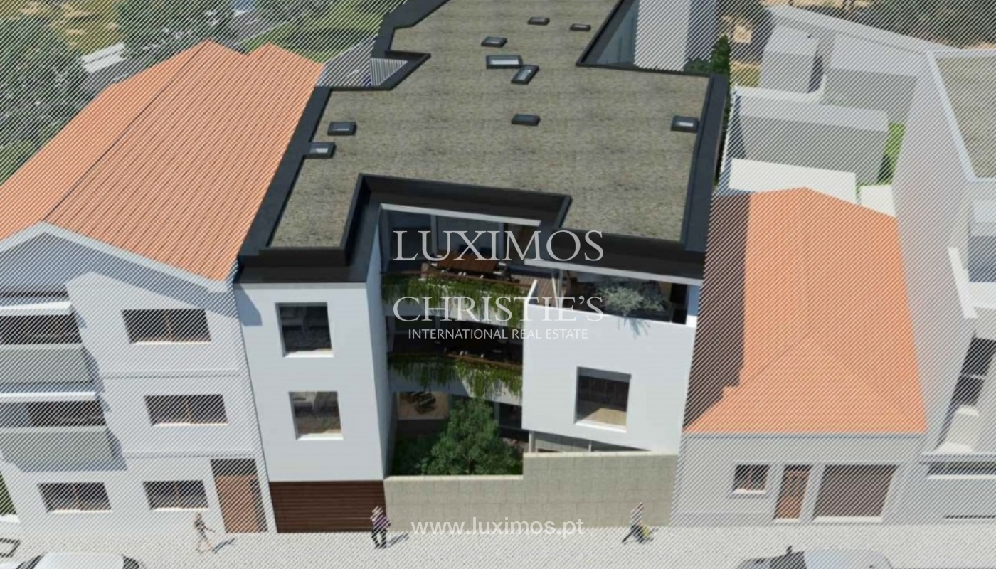 Sale of new, modern and luxury apartment in Porto, Portugal_93314