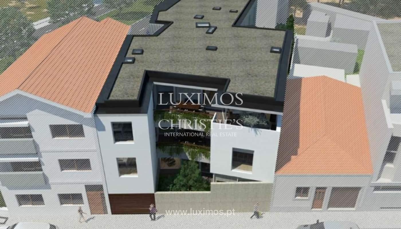 Venda de apartamento novo de luxo, com jardim, em Serralves, Porto_93314