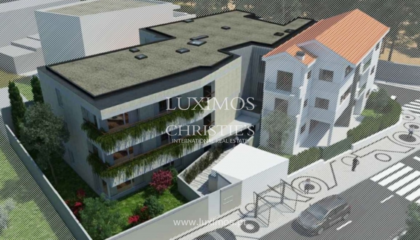 Sale of new, modern and luxury apartment in Porto, Portugal_93317