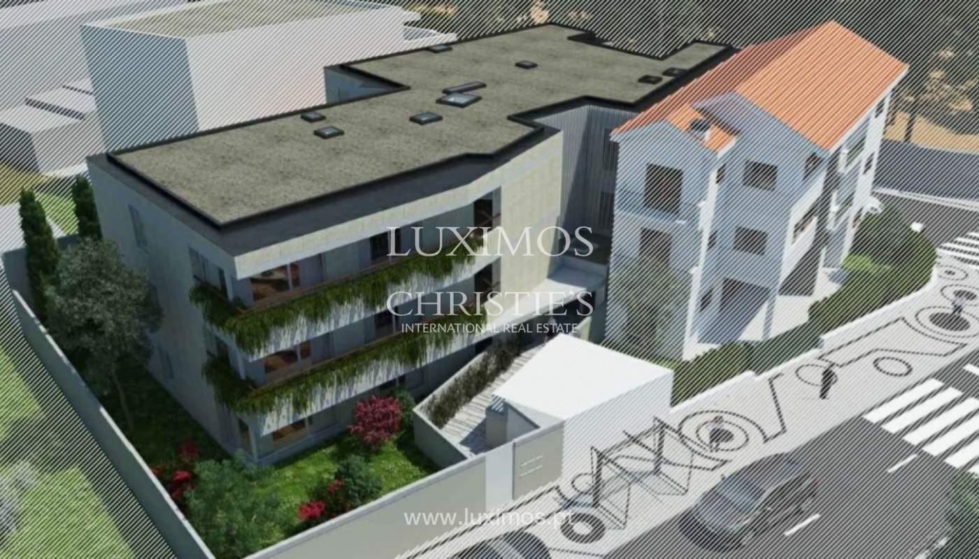 Venda de apartamento novo de luxo, com jardim, em Serralves, Porto_93317