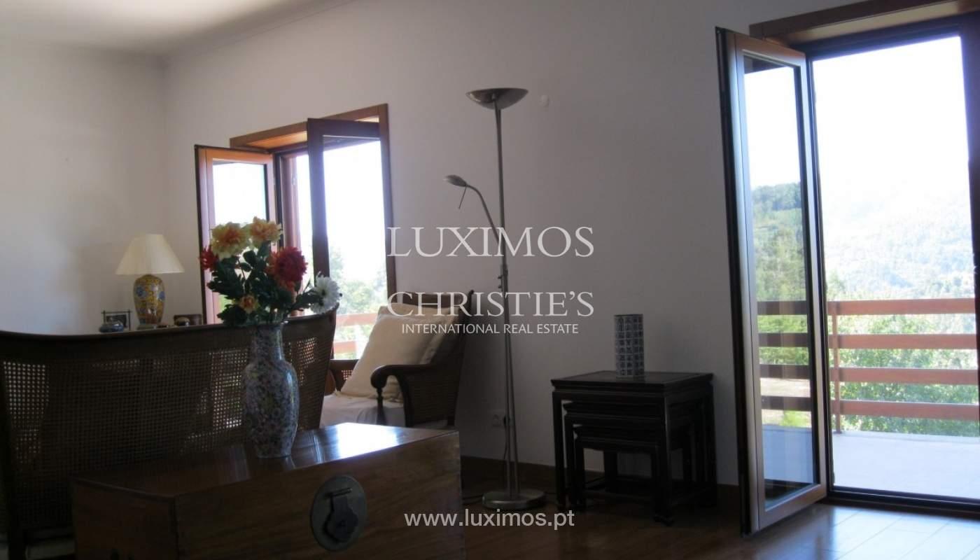 Maison de campagne avec verger et une vue fantastique sur la rivière à Baião, Portugal_9333