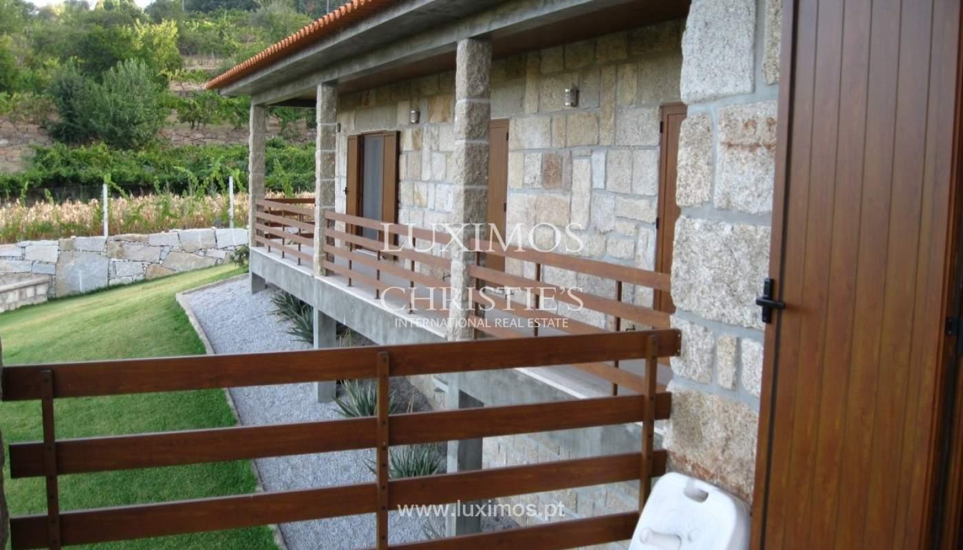 Maison de campagne avec verger et une vue fantastique sur la rivière à Baião, Portugal_9338