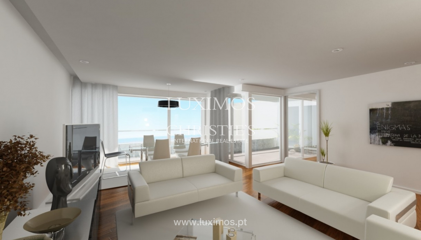 Sale of new, modern and luxury apartment in Porto, Portugal_93423