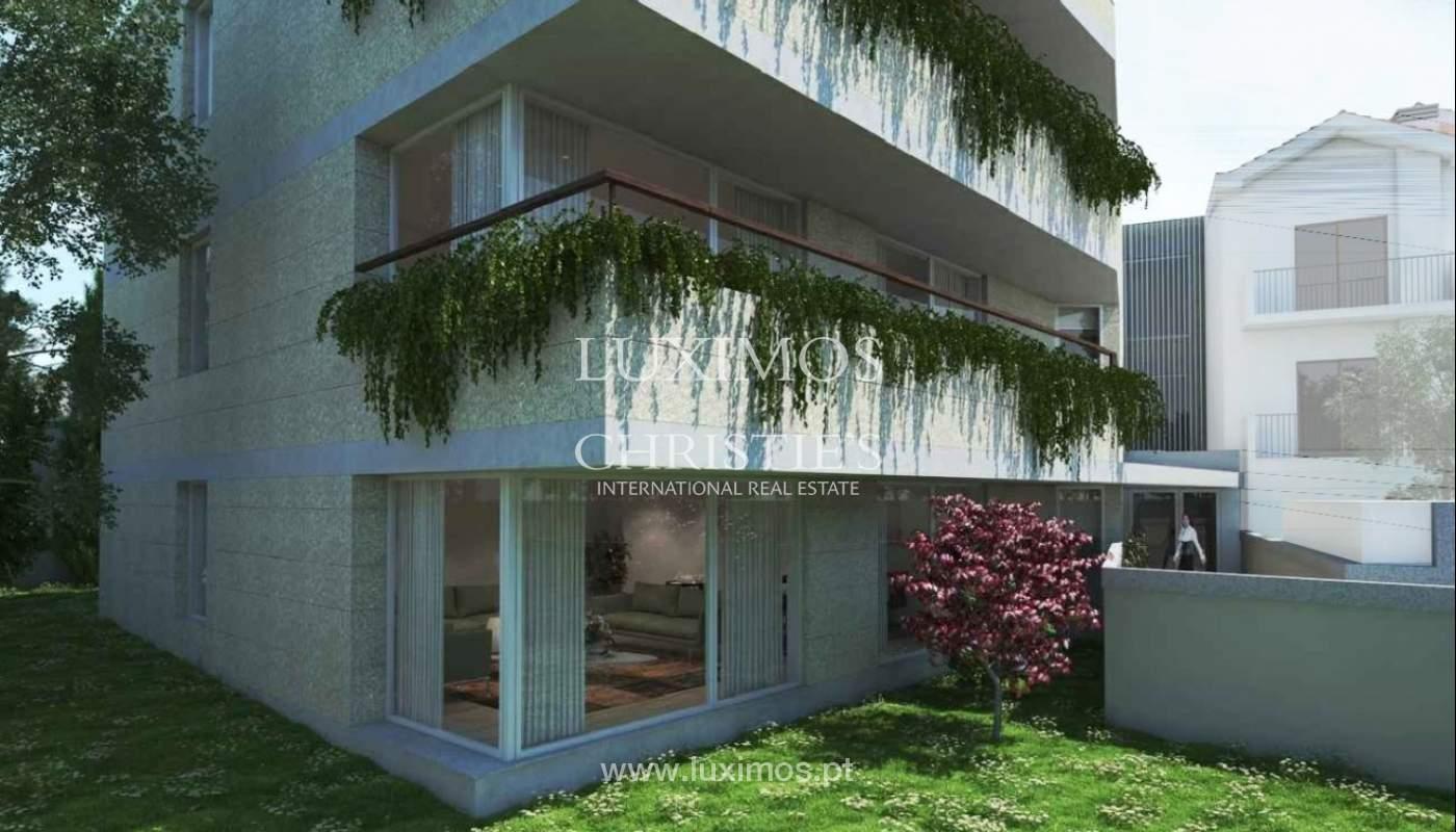 Venda de apartamento novo de luxo, com jardim, em Serralves, Porto_93426