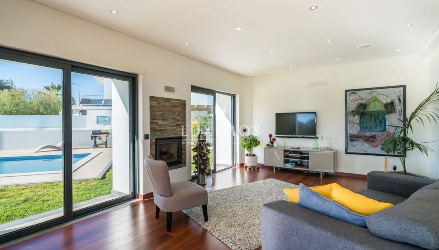 Sale of new modern villa in Armação de Pêra, Algarve, Portugal_93468