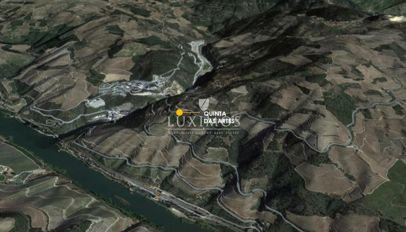 Sale of Vineyard w/ project for building a Hotel, in Douro, Portugal_93505