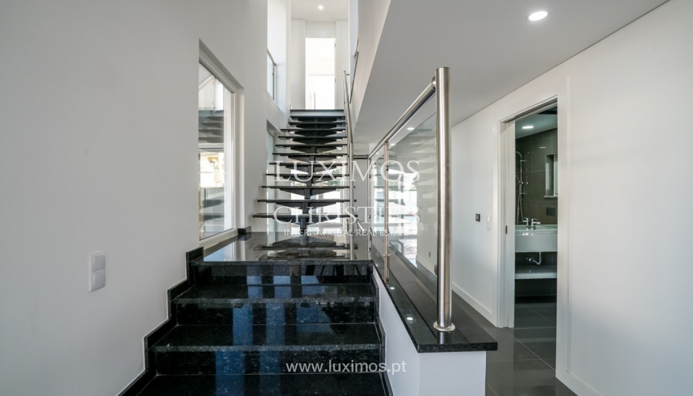 Sale of modern new sea view villa in Lagos, Algarve, Portugal_93554