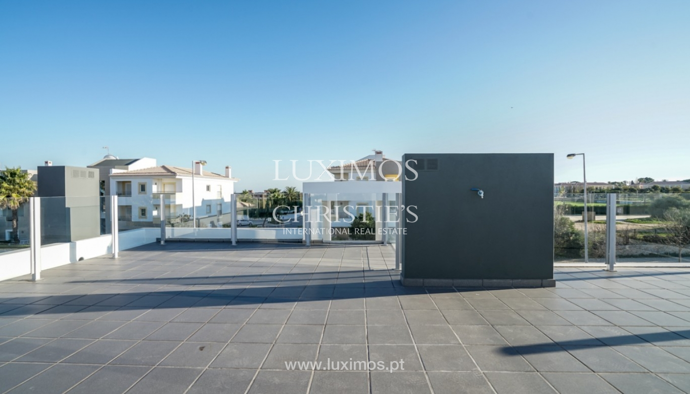 Sale of modern new sea view villa in Lagos, Algarve, Portugal_93565