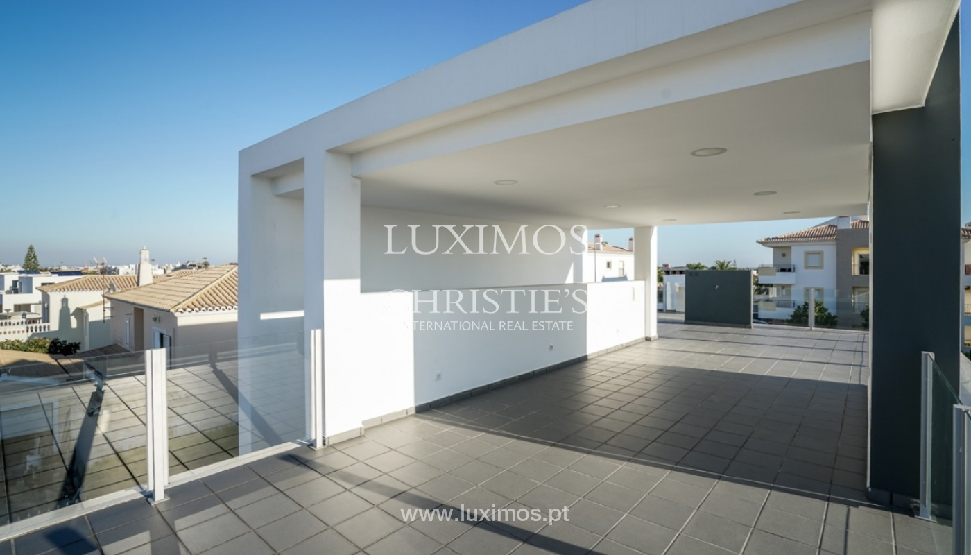 Sale of modern new sea view villa in Lagos, Algarve, Portugal_93570