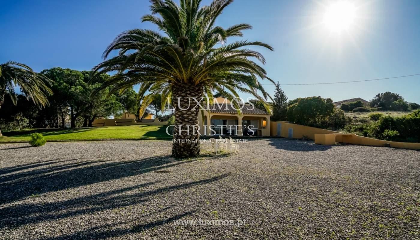 Sale of villa with sea view in Lagos, Algarve, Portugal_93615