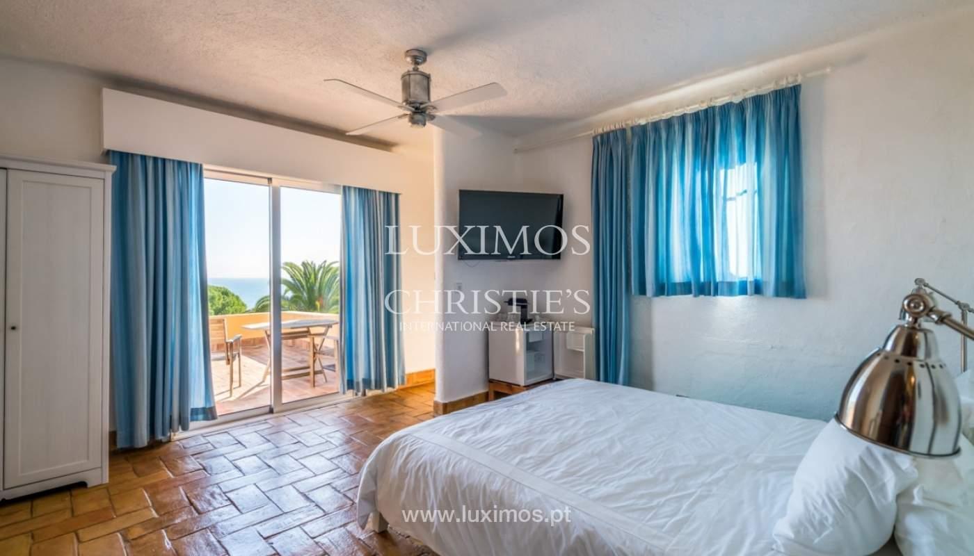 Sale of villa with sea view in Lagos, Algarve, Portugal_93618