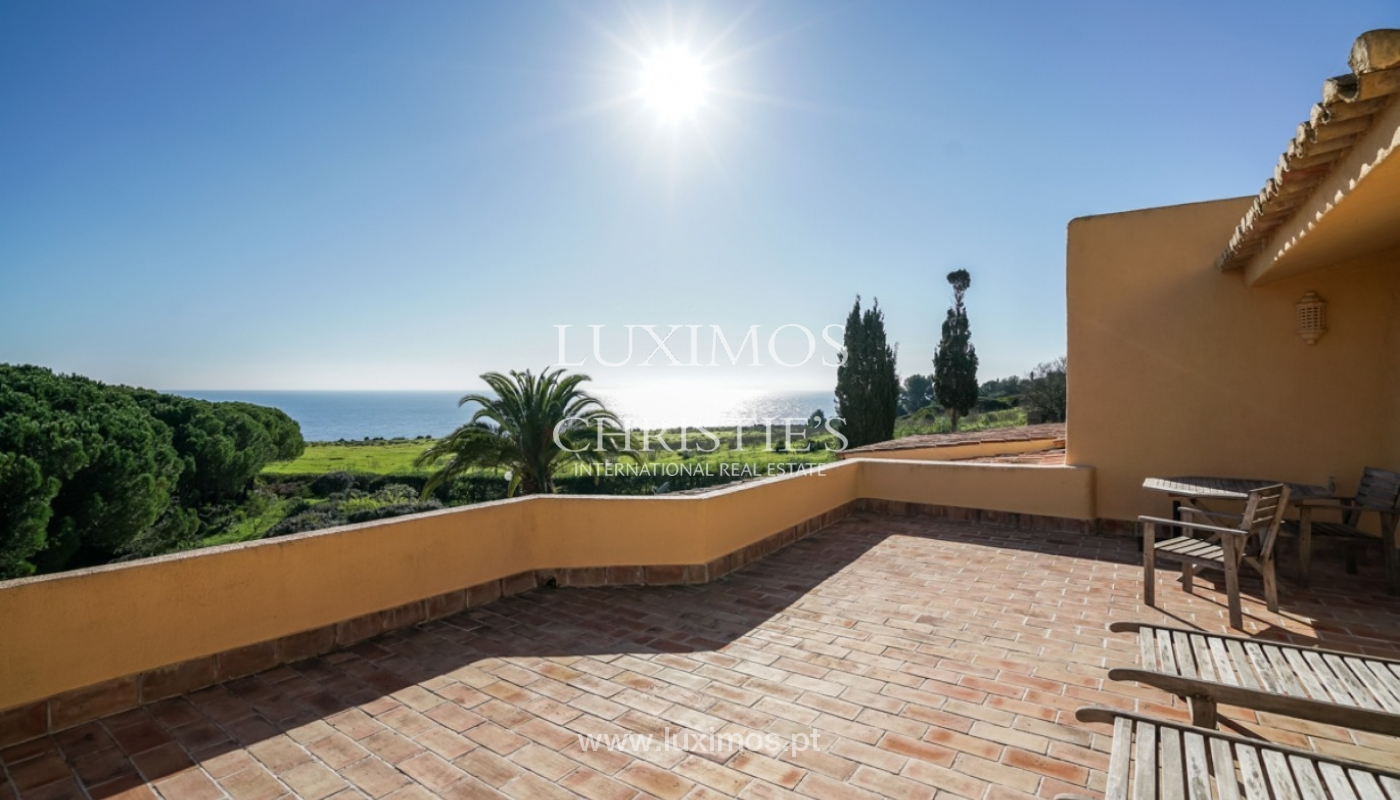 Sale of villa with sea view in Lagos, Algarve, Portugal_93620