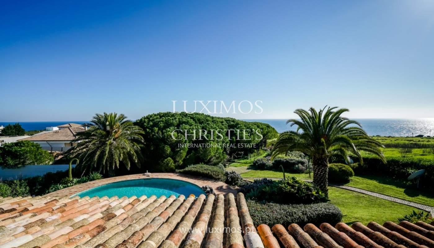 Sale of villa with sea view in Lagos, Algarve, Portugal_93621