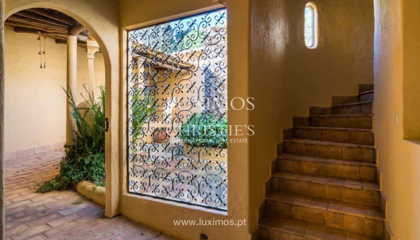 Sale of villa with sea view in Lagos, Algarve, Portugal_93624