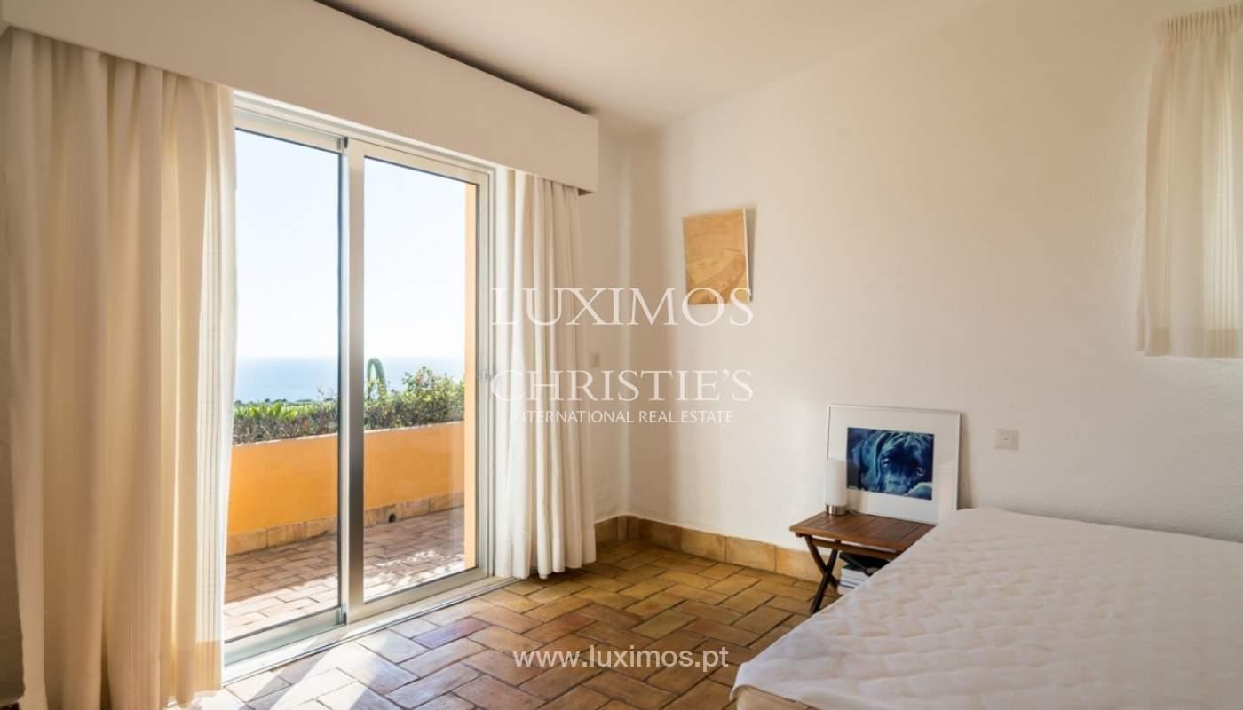 Sale of villa with sea view in Lagos, Algarve, Portugal_93625