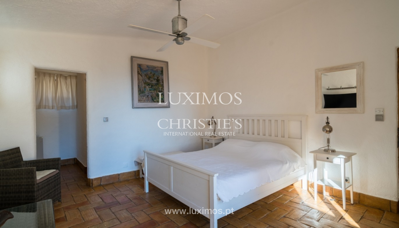 Sale of villa with sea view in Lagos, Algarve, Portugal_93627