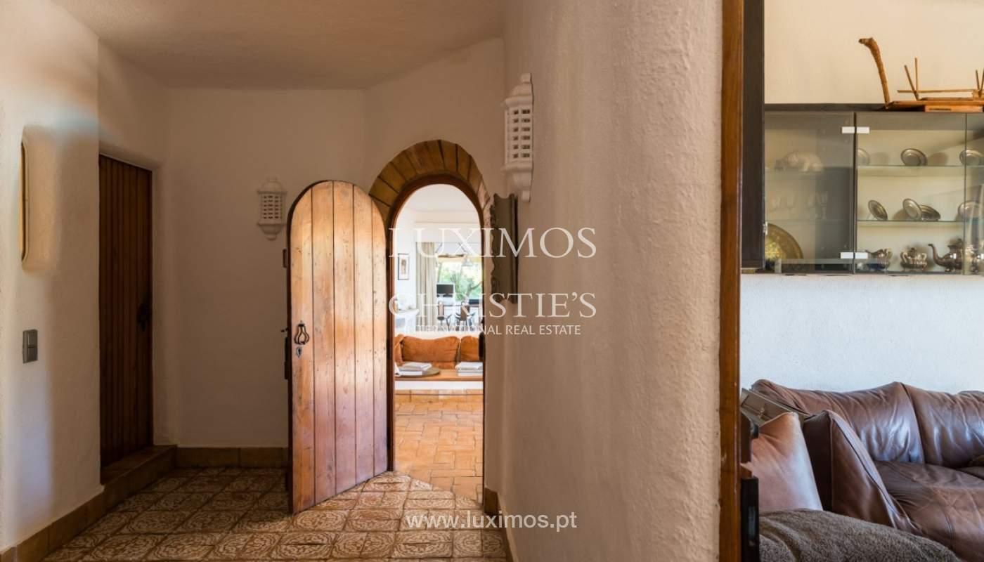 Sale of villa with sea view in Lagos, Algarve, Portugal_93629