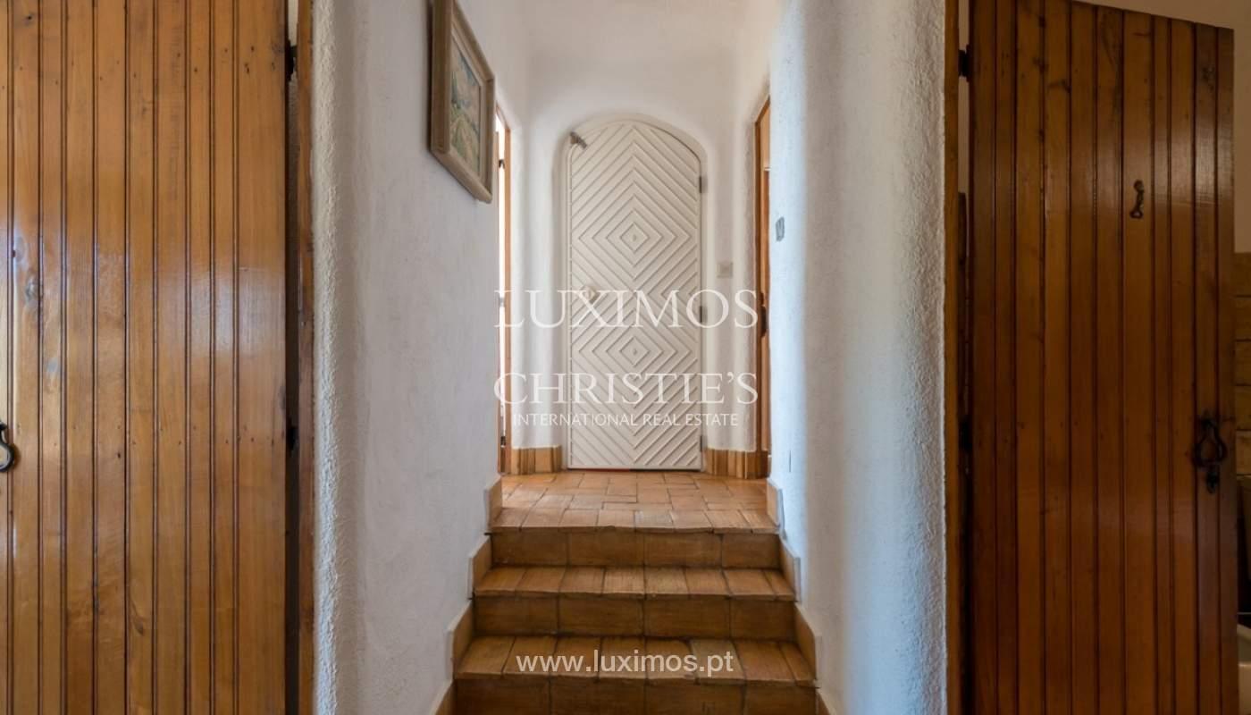 Sale of villa with sea view in Lagos, Algarve, Portugal_93631