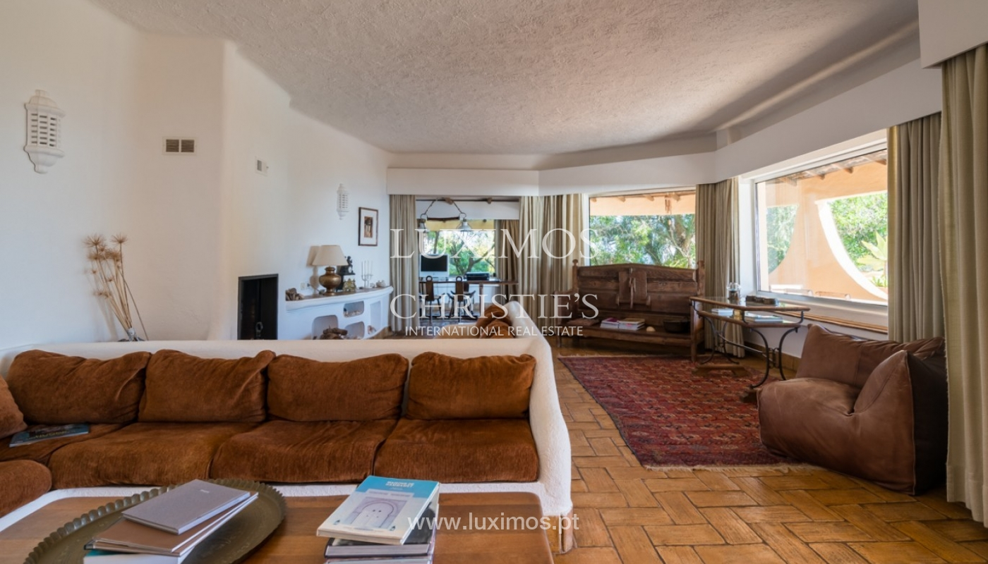 Sale of villa with sea view in Lagos, Algarve, Portugal_93633