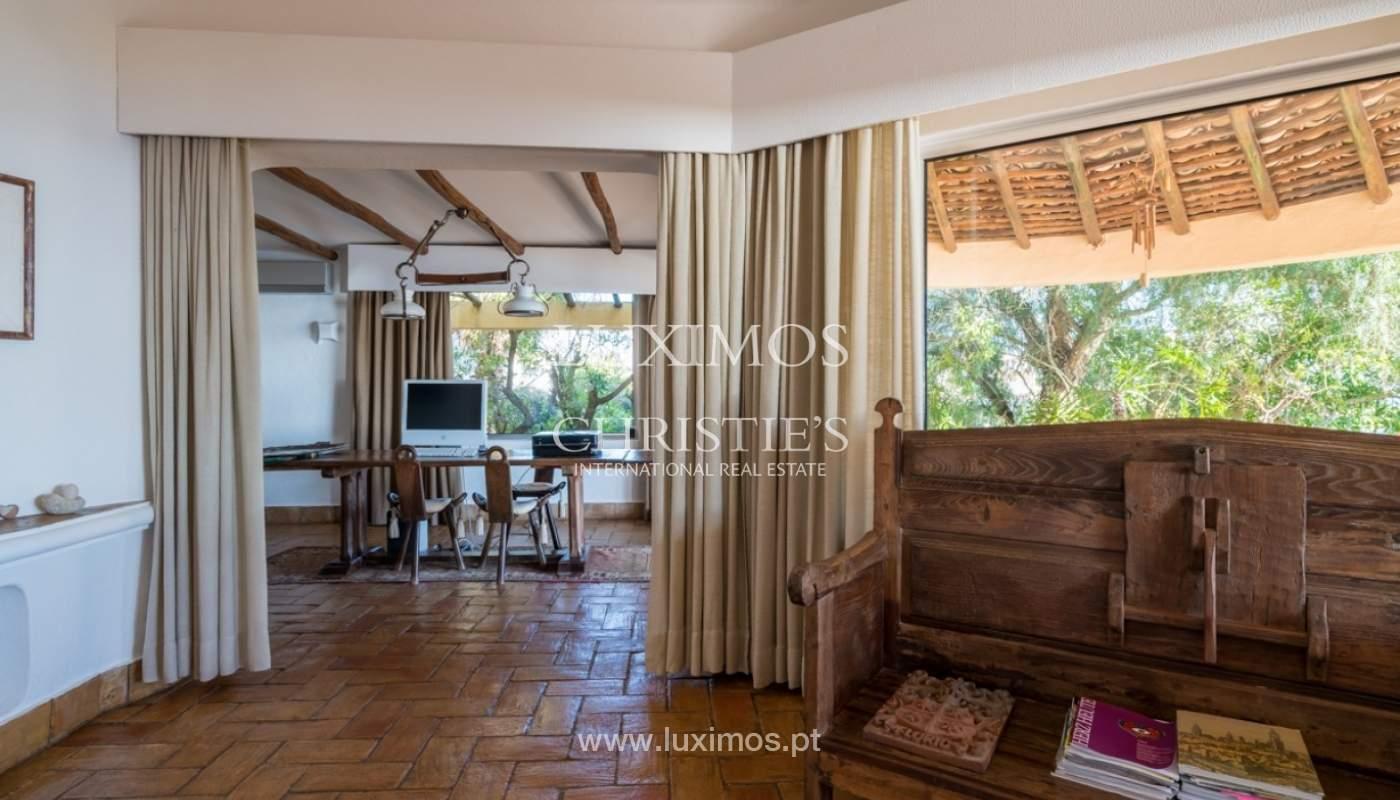 Sale of villa with sea view in Lagos, Algarve, Portugal_93635