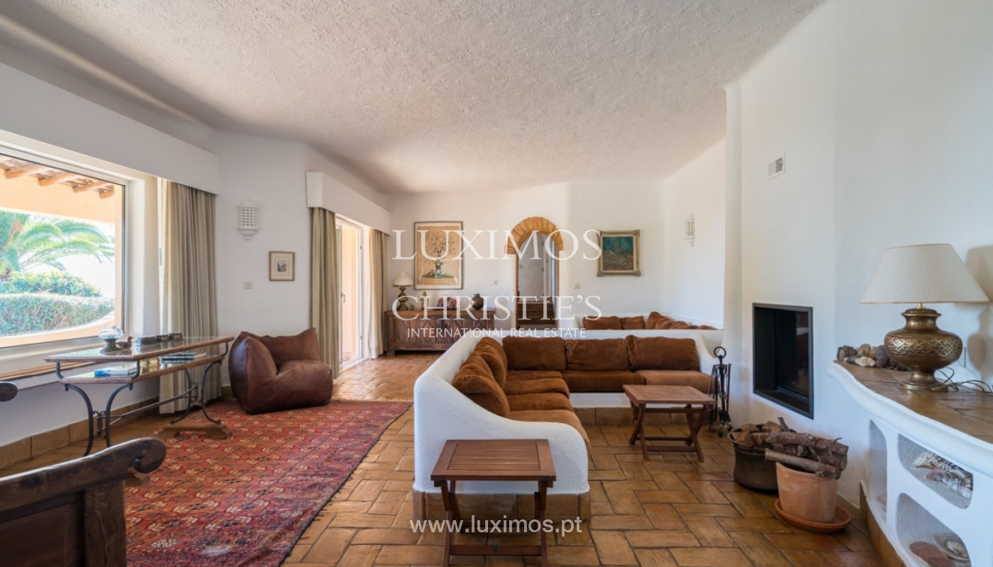 Sale of villa with sea view in Lagos, Algarve, Portugal_93637