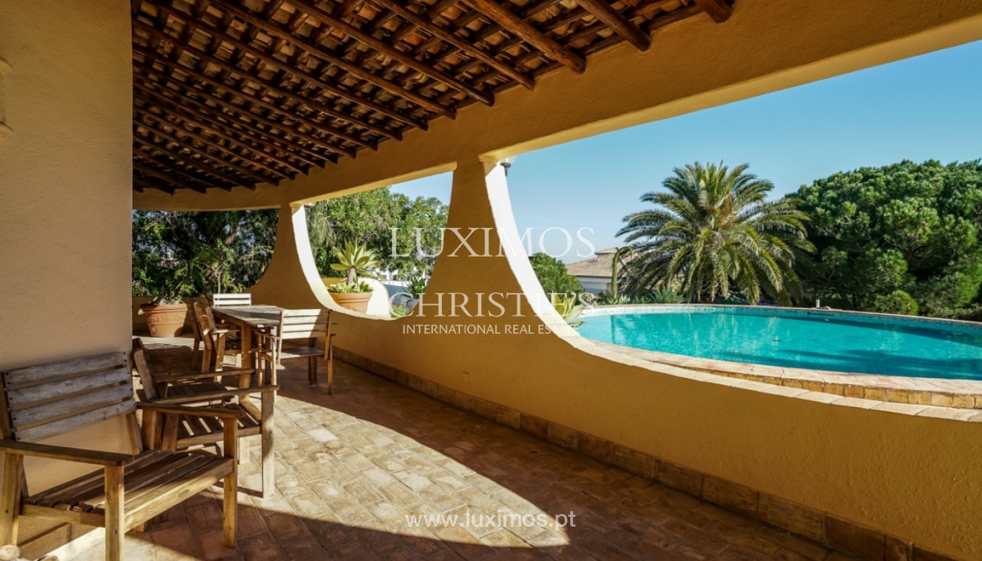 Sale of villa with sea view in Lagos, Algarve, Portugal_93640