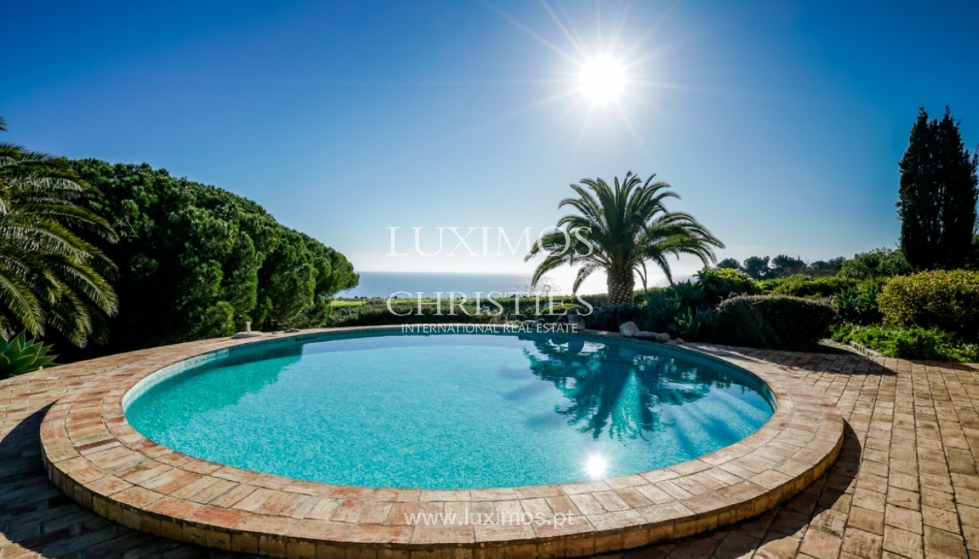Sale of villa with sea view in Lagos, Algarve, Portugal_93646