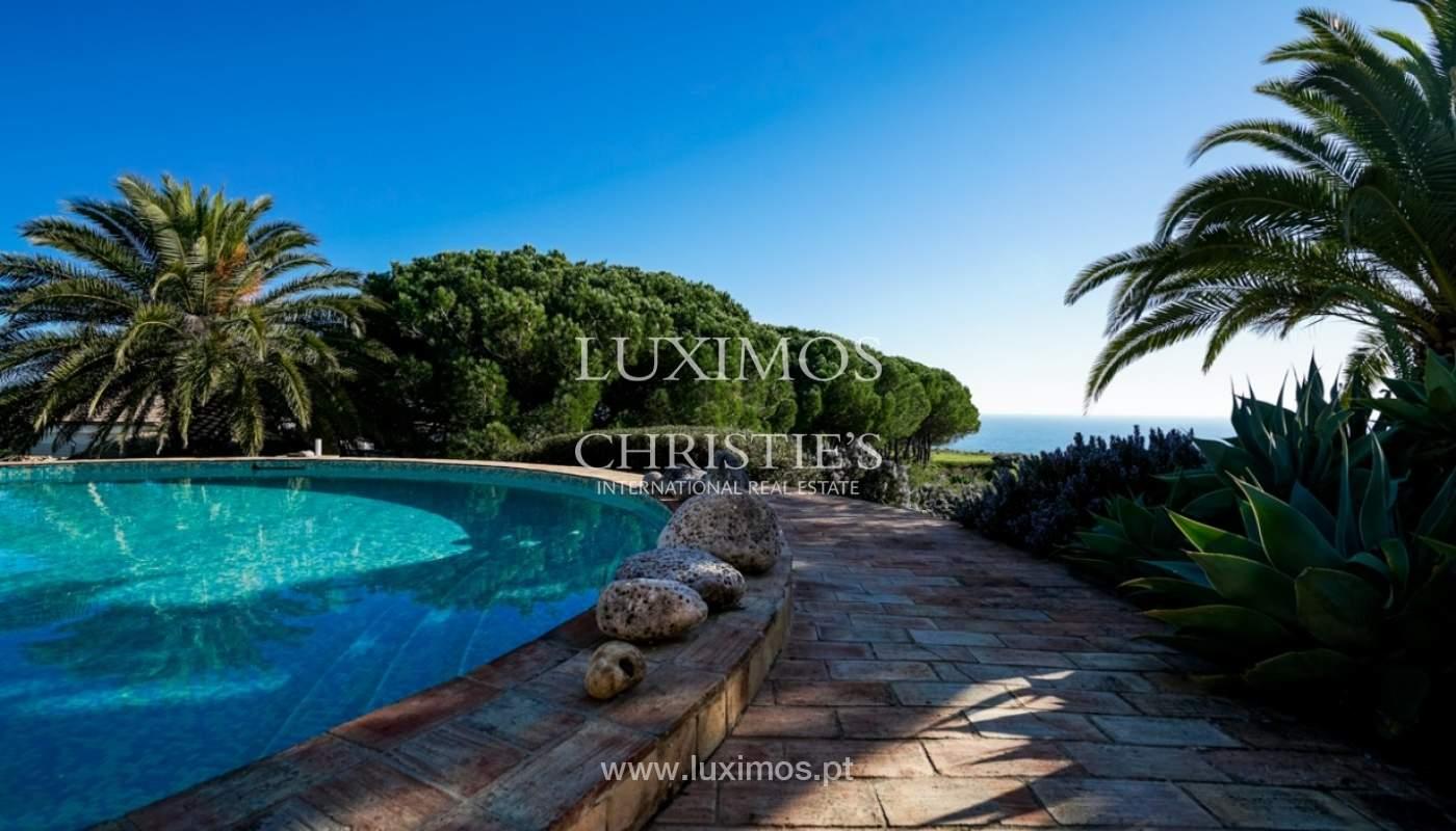 Sale of villa with sea view in Lagos, Algarve, Portugal_93648